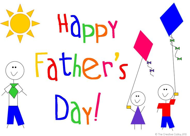 happy fathers day images 2018 fathers day pictures photos pics rh happyfathersdayquotesimage com Father's Day Cards religious fathers day clip art free