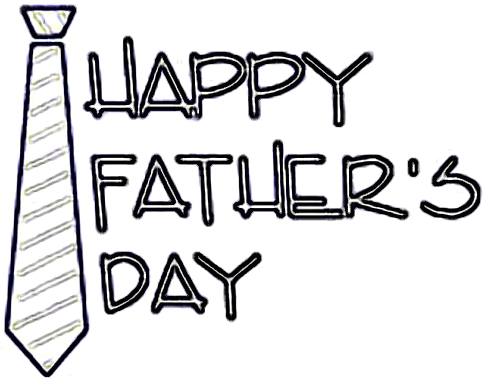 Fathers Day Images Black and White