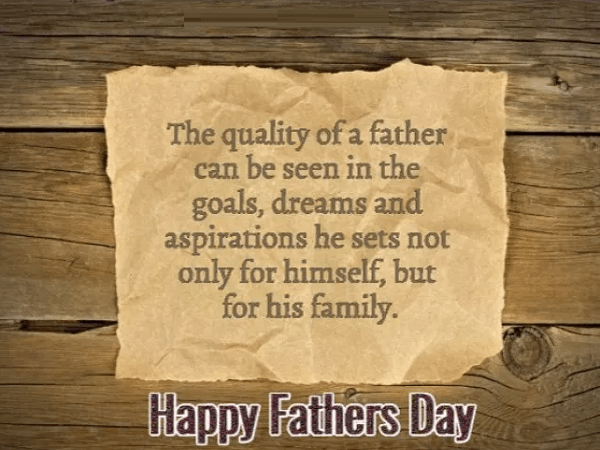 Fathers Day Poems 2019