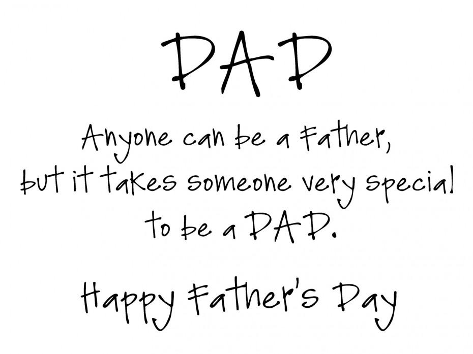Fathers Day Quotes To Dad