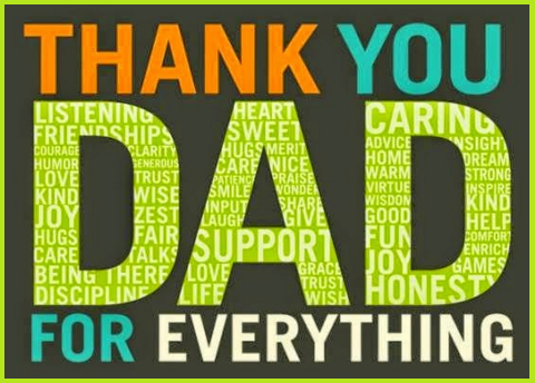 Special Fathers day quotes from daughter