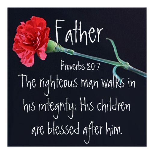 bible verse fathers day cards