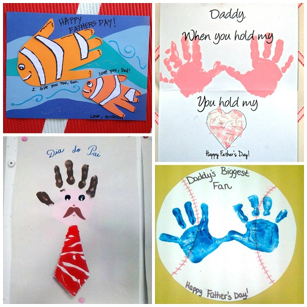 father's day card ideas for preschool