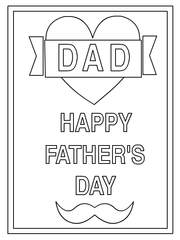 fathers day cards to print