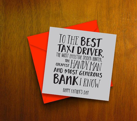 funny homemade fathers day cards