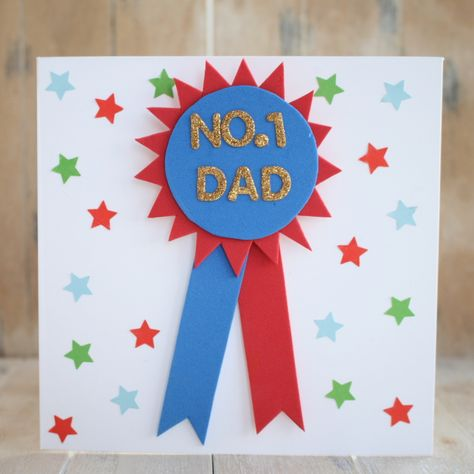 simple homemade fathers day cards