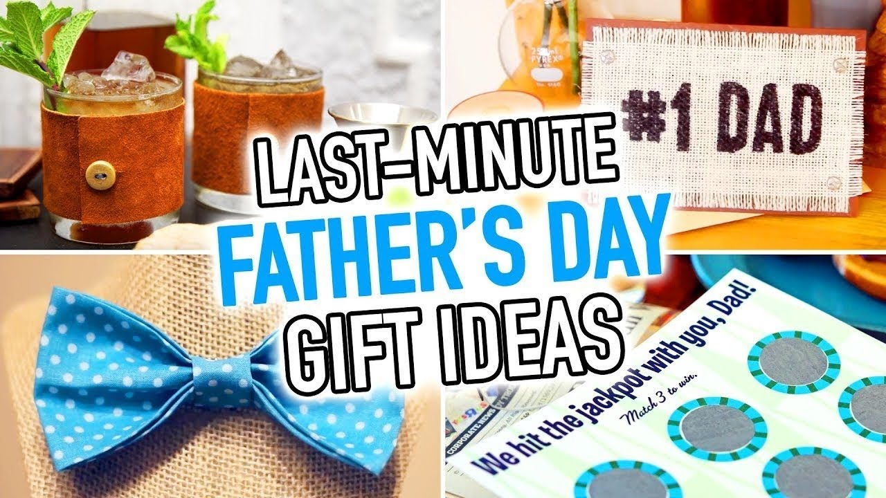 Homemade Fathers Day Gifts For Dad